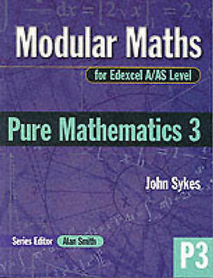 1 of 1 - Modular Maths for Edexcel A/AS Level Pure Maths 3: Level 3 (Modular Maths For A/