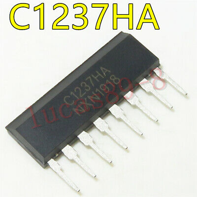 10Pcs UPC1237HA C1237HA IC NEW Good Quality