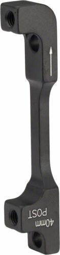 Post Mount Adaptor Fits 200mm Avid// SRAM 40mm Post-Mount Disc Brake Adaptor
