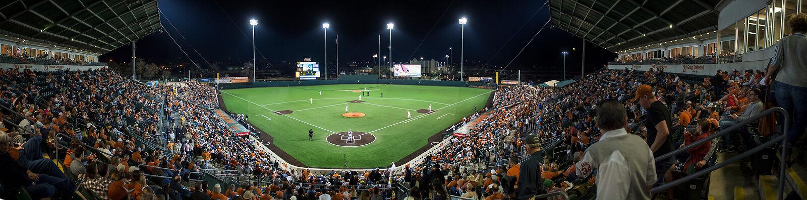 Sam Houston State Bearkats at Texas Longhorns Baseball