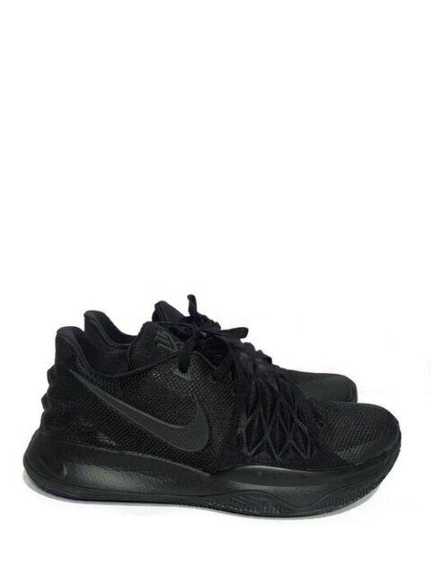 e678d02d1a9d6 Mens Nike Kyrie Low 1 Basketball Shoes Ao8979-004 Triple Black Size 12