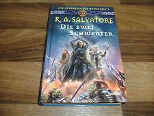 R.A. Salvatore -- die ZWEI SCHWERTER // RÜCKKEHR des DUNKELELF  # 3 / Hardcover
