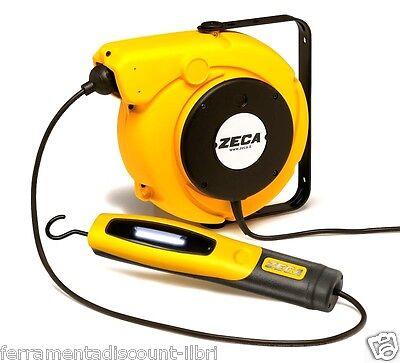 Aggressiv Kabeltrommeln Mit Flashlight Led- Zeca 5907 330 230v Für Mechanische Werkstatt