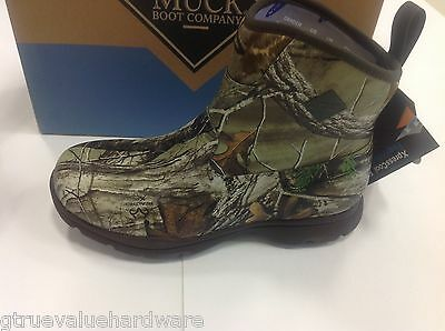 New Muck Excursion Pro Mid Boots Camo Frmc Rtx 6 7 8 9 10