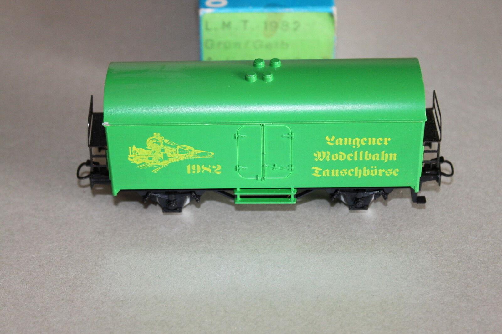 miglior prezzo marklin 4415 2-camion frigoriferi autorello langener langener langener modellololo scambio ferroviario Borsa valori 1982 traccia h0 OVP  vendita di offerte