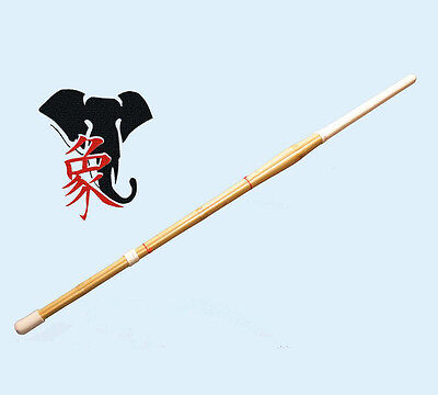 Shinai 37 In Bamboo Sword Per Kendo Kobudo Bogu Tenugui Kendoka Tare Kote Men Nourishing The Kidneys Relieving Rheumatism Sporting Goods Boxing, Martial Arts & Mma