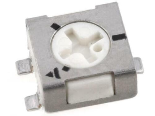 para la instalación 1-rotación 200kω 250mw SMD ± 20/% Visha Ts53yl204mr10 potenciómetro
