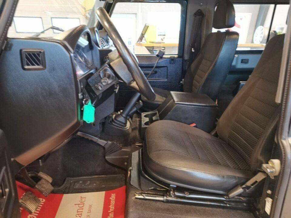 Land Rover Defender 90 2,4 TD4 SW SE Van Diesel modelår 2010