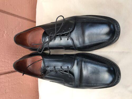 Euc Lace en cuir Edmonds Hillcrest 9 Hommes noir D395 Us Oxford Allen Up rCxQBWEode