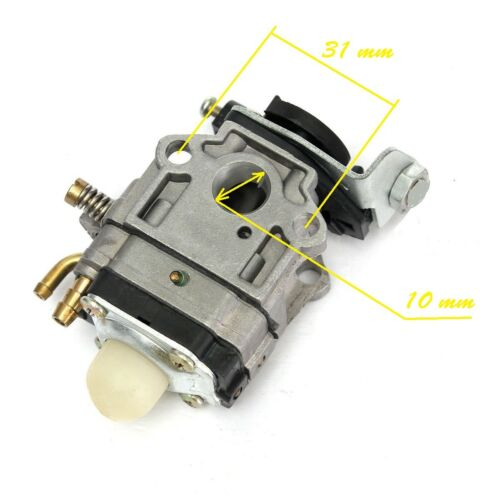 HIGH QUALITY CARBURETOR TO FITS STRIMMER HEDGE TRIMMER BRUSHCUTTER CHAINSAW