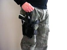 NEW NATO® Delta VI Tactical Drop Leg Thigh Holster Gun Pistol Ultra Modular USA