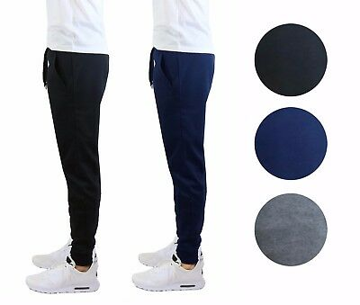 Mens French Terry Joggers Great for lounging and Gym