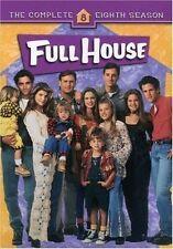 Full House ~ Complete 8th Eighth Season 8 Eight ~ BRAND NEW 4-DISC DVD SET