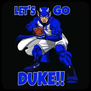 Duke-University-Basketball-034-Let-039-s-Go-Duke-034-Blue-Devil-w-basketball-type-MAGNET