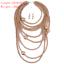 Charm-Fashion-Women-Jewelry-Pendant-Choker-Chunky-Statement-Chain-Bib-Necklace thumbnail 151