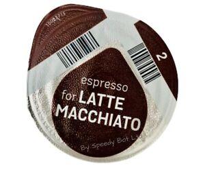 Tassimo-BAILEYS-LATTE-COFFEE-DISCS-Pods-Only-8-16-24-32-40-NO-Milk-Creamer