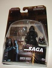 Star Wars SAGA Collection UGH Darth Vader E V   MOC action figure  715