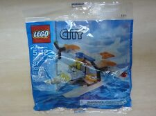LEGO City 30225 Coast Guard Sea Plane poly bag, from 2013