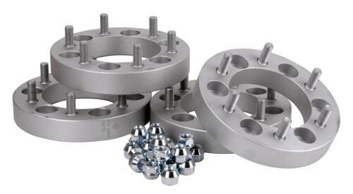 60mm distancia cristales spacers wheelspachers pista placas 4x Ensanchamiento