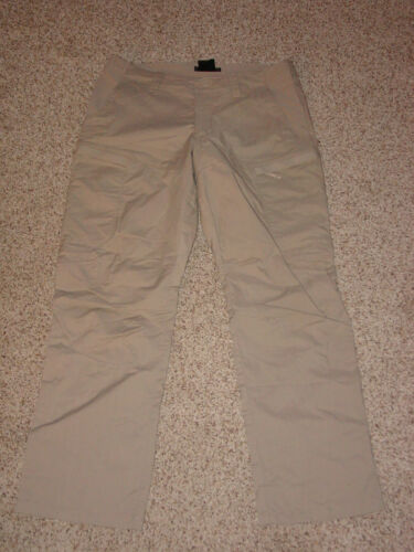 Mens 5.11 Tactical Beige Cargo Pants! Size 36x32