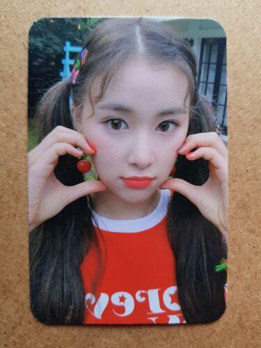 NATURE UCHAE #1 Authentic Official PHOTOCARD I/'M SO PRETTY 1st Mini Album 유채