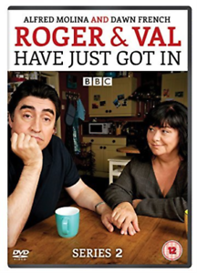 Dawn-French-Alfred-Molina-Roger-and-Val-Have-Just-Got-In-Series-2-DVD-NUEVO