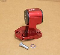 Honda Eg Del Sol Automatic To Manual Conversion Mount For B Series Engine Red