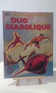 Aventure-des-Fantastiques-N-22-034-Duo-Diabolique-034-Edition-LUG