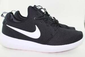 276482df76bd Details about NIKE ROSHE TWO MEN SIZE 9.0 BLACK NEW SUPER RARE LIGHT WEIGHT