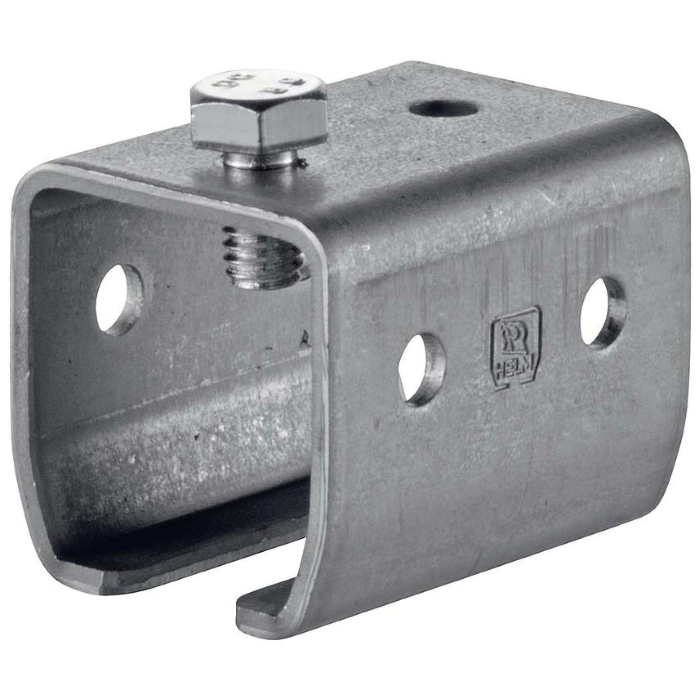 HELM Agrar Schiebetür Schiebetür Schiebetür Beschlag Schiebetorschiene Stahl verzinkt Type 400 Woelm 8166a1