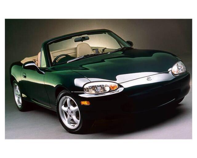 1999 Mazda Miata MX5 Factory Photo ub2337-NR3G4D