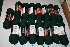 6Pk Coats Yarn E267-689 Red Heart Classic Yarn-Forest Green