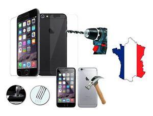 iphone-2-4-5-5S-6S-7-plus-Vitre-protection-verre-trempe-film-protecteur-d-039-ecran