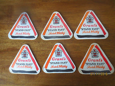 10 different LANG,S golden Scotch Whisky mainly Australian Issue  COASTERS