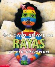Un Caso Grave de Rayas by David Shannon (2002, Paperback)