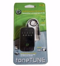 Universal Wireless FM Transmitter E2 Tonetune by Scosche for Phone Mp3 iPod