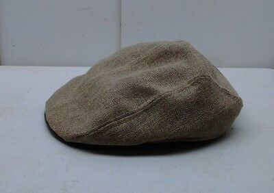 order on wholesale how to buy STETSON 150 Anniversary Brown Linen Ivy Cap Newsboy Irish Hat M-S | eBay