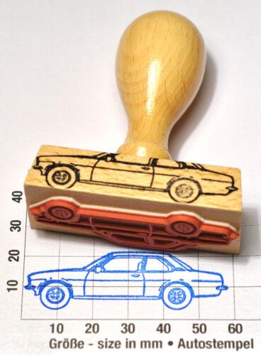 comme belle cachet avec poignée en bois 1975-81 Opel Ascona B berline