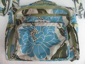 Image Is Loading Guc Ju Be Convertible Diaper Bag Backpack