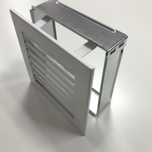 Lüftungsgitter Kamin Luftgitter Ventilation Belüftung in 15 Varianten Edelstahl