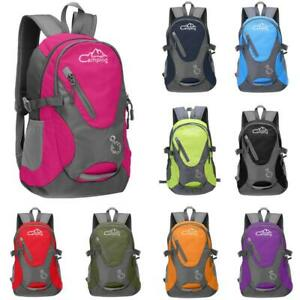 20L Small Cycling Backpack Outdoor Sports Hiking Camping Daypack Rucksack New