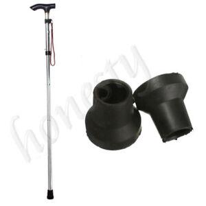 1-2PCS-14mm-22mm-Rubber-Crutch-Rubber-Skid-Resistant-Cane-Pad-Crutch-Tip-Crutch