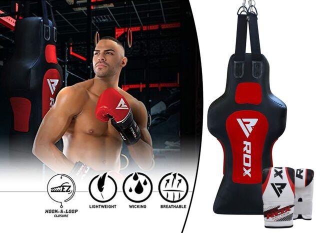ARD Torso Dummy Heavy Punch Bag Grappling Dummy Body Salam Man Pads Boxing