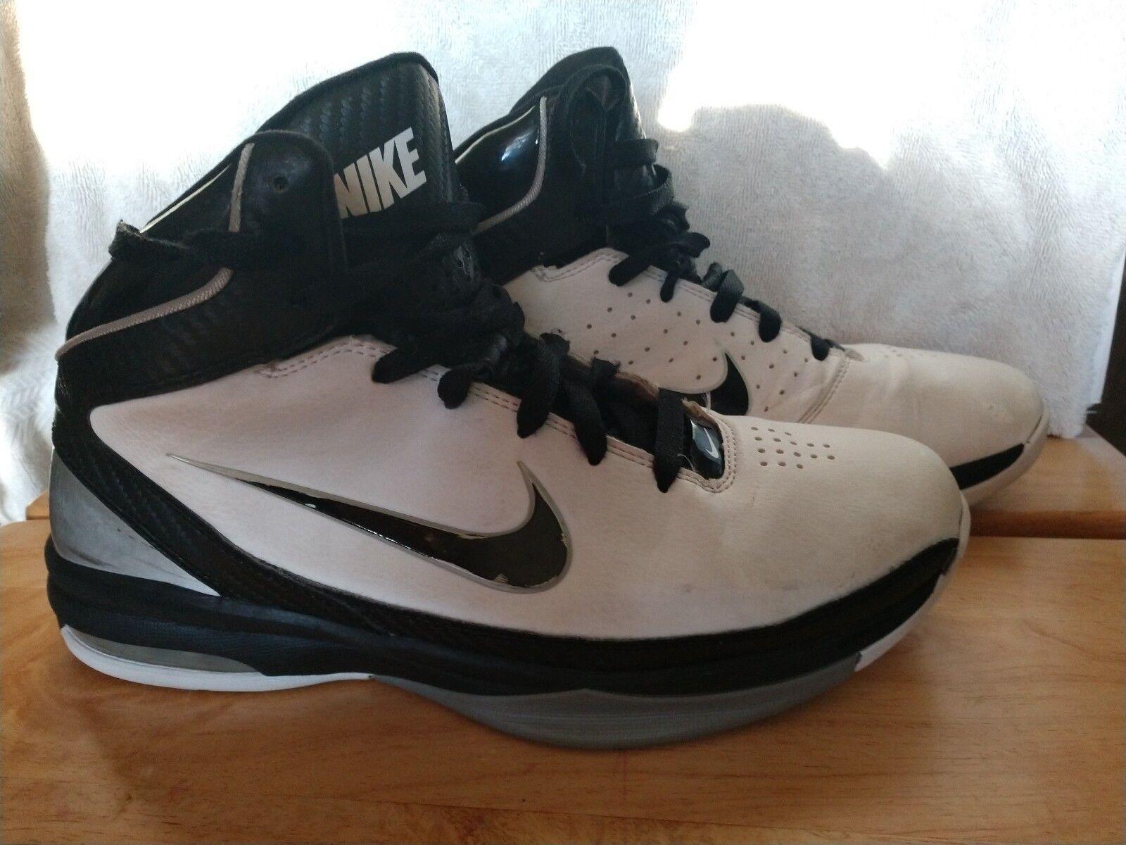 Nike air max pubblicizzata la tubercolosi scarpe da da da basket taglia 10 rare 407708-001 | A Prezzo Ridotto  | Area di specifica completa  | Fornitura sufficiente  682001