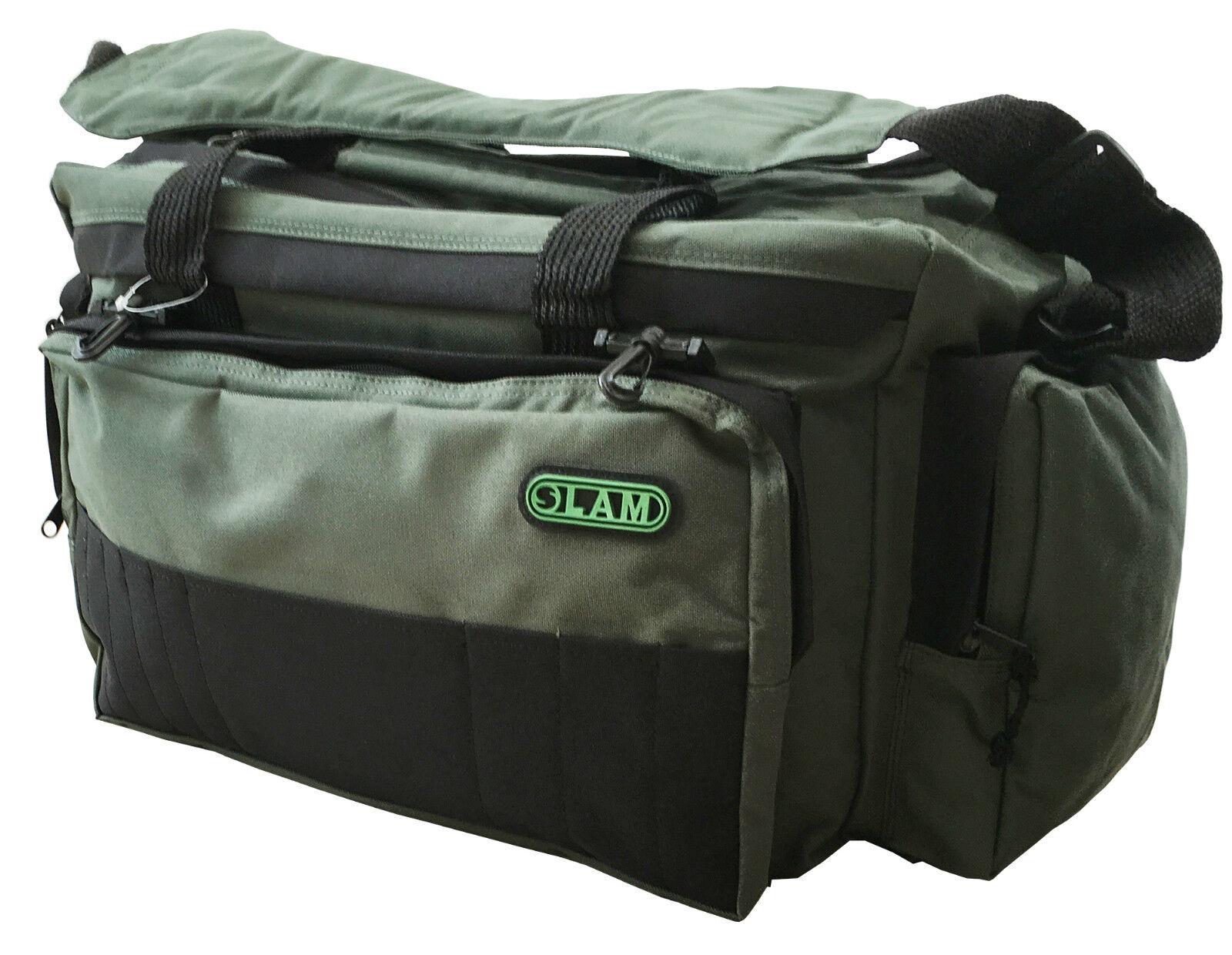 Sundridge Slam Karpfenangeln Carry All -3 Außen Taschen Größe 60x30x32cm   online