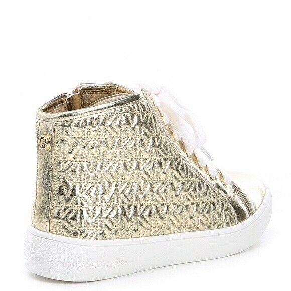 MK Monogram Ivy Nettle Sneaker Girls