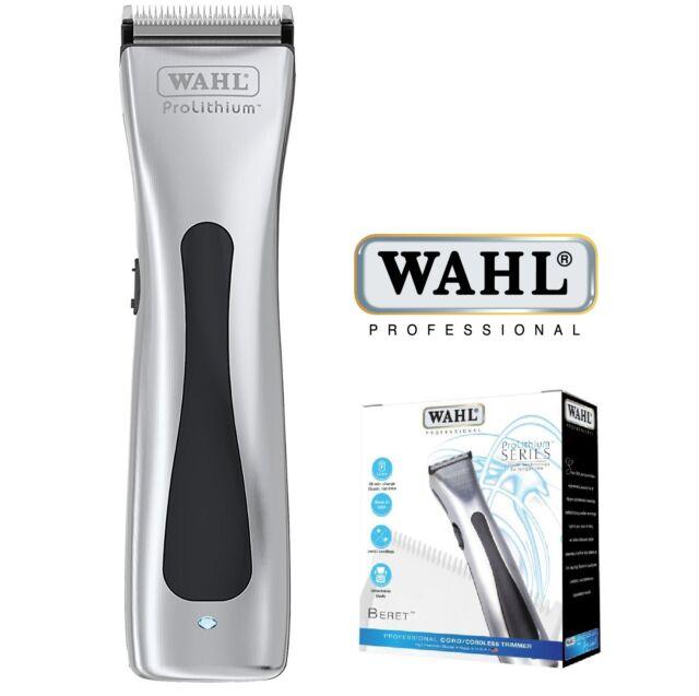 MAQUINA WAHL PRO LITHIUM BERET TRIMMER RAPA RECORTA Hair & Beard Clipper Haircut