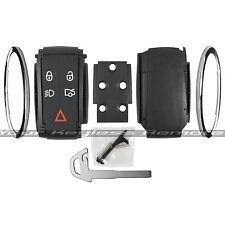New Remote Smart Prox Key Fob Shell Case Housing Rebuild Jaguar X XK XKR