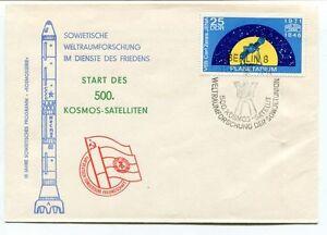 1970 Sowjetische Weltraumforschung Dienste Friednes Kosmos Satelliten Ddr Space Moins Cher