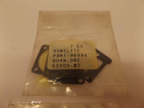Details about  /OEM HOMELITE CARB REBUILD KIT 96944